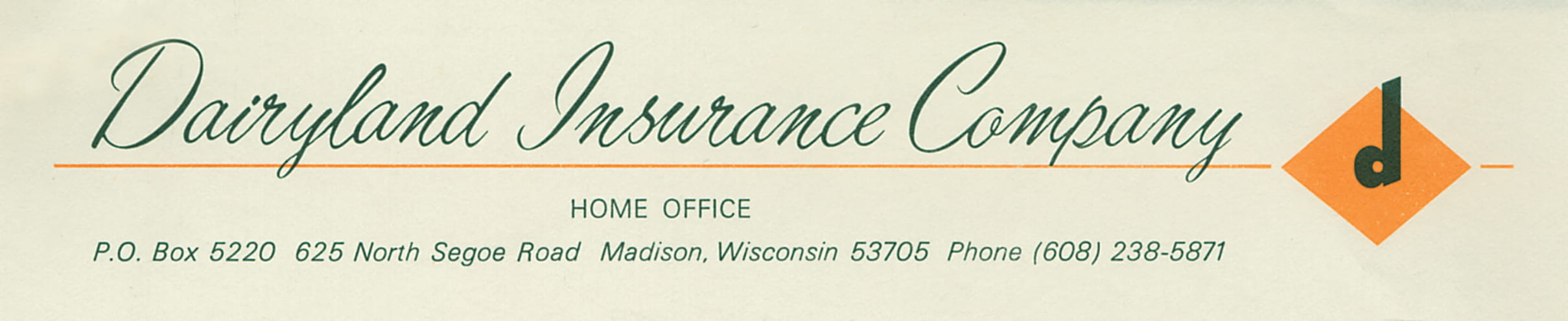 Dairyland Insurance Company Logo