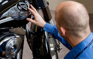Motorcycle Claims Adjuster