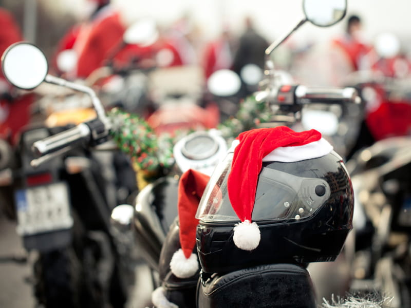 Motorcycle christmas gift ideas