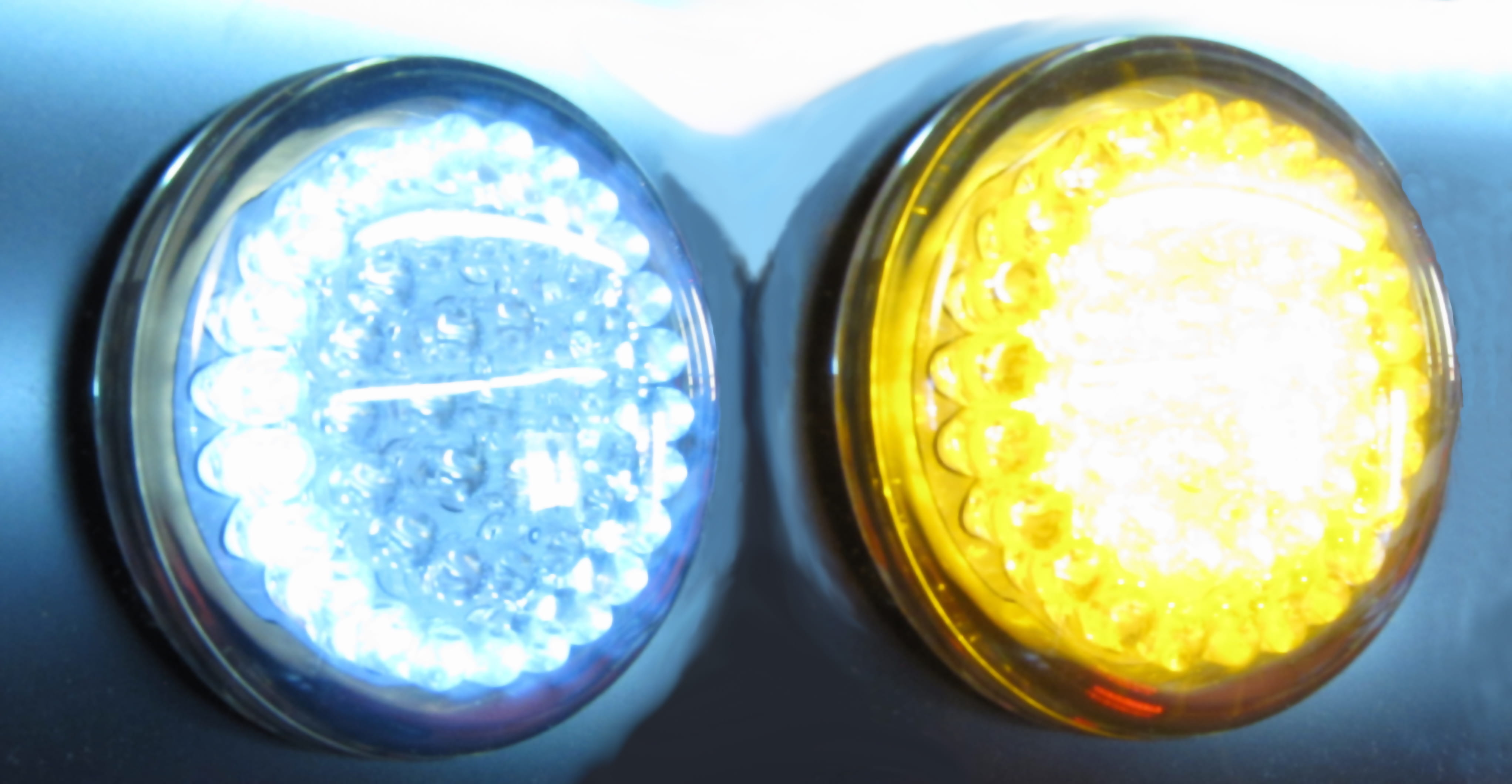 LED Motorcycle Light